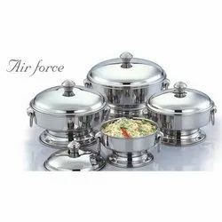 Air Force Stainless Steel Utensils Set