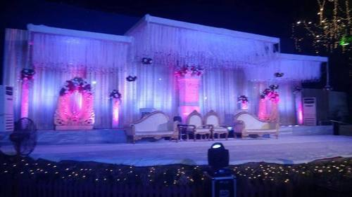 Decoration services banquet hall decoration service service wedding stage decorator junglespirit Gallery