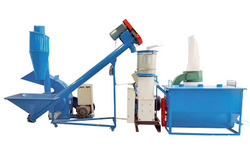 200-300 KG Automatic Cattle Feed Line