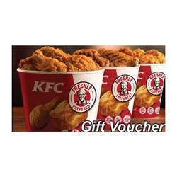 KFC Gift Voucher