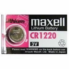 MAXELL CR 1220 Batteries