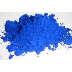 Snow Ultramarine Blue Powder