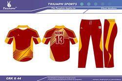 Custom T 20 Team Wear