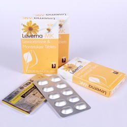 Levocetirizine & Montelukast Tablet