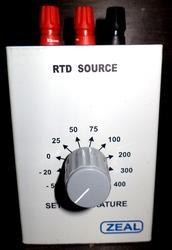 RTD Calibrator/RTD Source