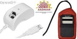 Finger Print Scanner for Biometric Aadhar UID Kit