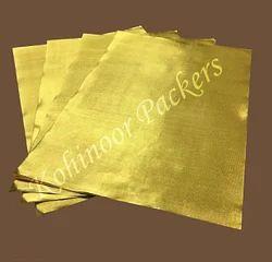 Bite Packing Golden Foil