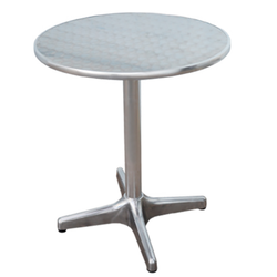 Beautiful Stainless Steel top Bar Table
