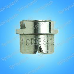 Flat Spray Nozzle Dove Tail CE Series