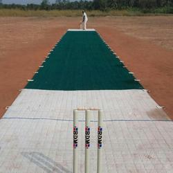 Cricket Coir Mat with Canvas
