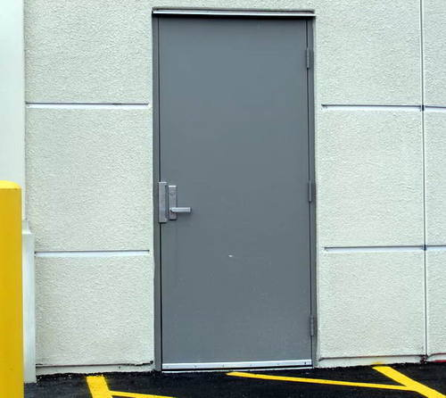 Safety And Security Doors - Safety Steel Door Manufacturer from Delhi