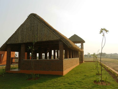 Thatch Roof Cost Per Square Meter In India Thatch Roof
