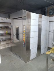 Diesel Bakery Oven 42 Tray Capacity