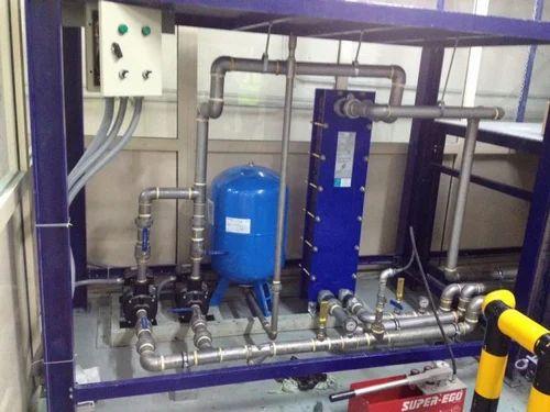 Installation Service - Plate Heat Exchanger Installation Service ...