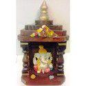 Wooden Handicraft Temple