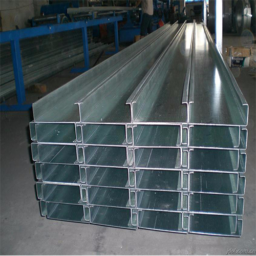 Lipped Channel Steel Tubes