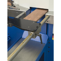 Shearing And Radius Cutting Of Copper Bar Machine