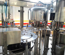 60 BPM Three Phase Filling Machine