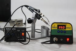 Digital Soldering Station With Auto Feeder