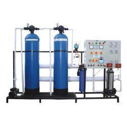 Institutional Water Softener
