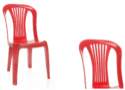 Plastic Chair Model 9017
