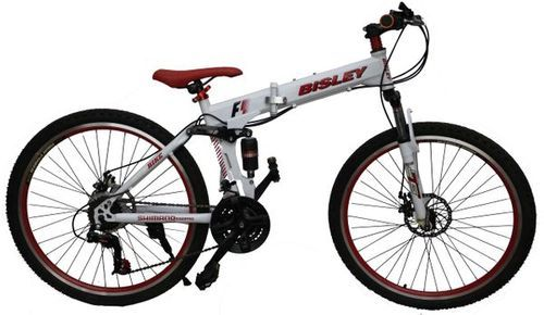 Bicycles - GOGOA1 BISLEY Mountain Bicycle With Folding High Carbon ...