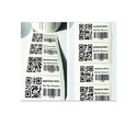 2D Barcode Label