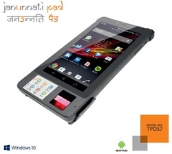 Datamini TPOS7 Janunnati Tab Biometric System