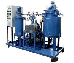 Automatic Trickle Impregnation Plant