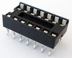 IC Socket 14-PIN