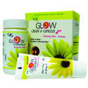 Fairness Cream Glow Cream and Capsule