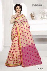 Suhana Pure Cotton Saree