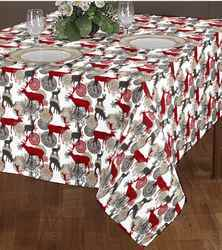 Christmas Table Cloths