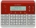 Bosch B925f Fire And Intrusion Keypad, Sdi2