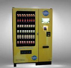Smart Vegetable Vending Machine with Note Validator
