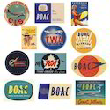 Airlines Labels