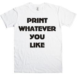 Customised T-Shirt Printing