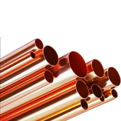 Seamless Copper Water Tubes