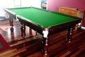 Pool Table In 6 Legs