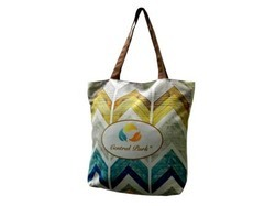 Customized Canvas Tote Bag
