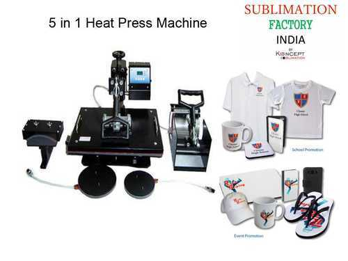 5a5054f09ddc8 Heat Press Machines - 5 in 1 Heat Press Machine Authorized Wholesale ...