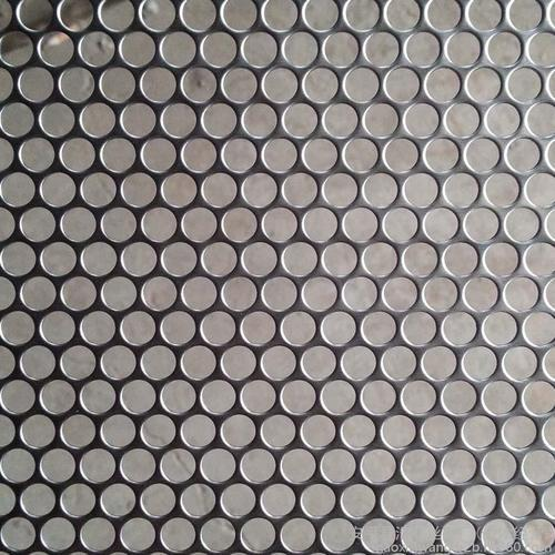 Round Hole Stainless Steel Perforated Sheet
