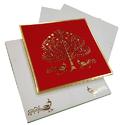 Red Interfaith Card
