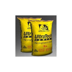 Ultratech Cement, Packaging Type: PP Sack Bag, Packing Size: 50 Kg