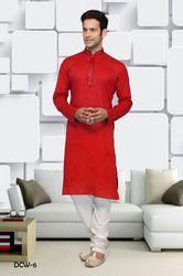 Cotton Kurta With Churidar