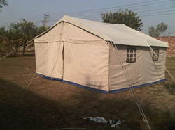 Relief Tent & Canvas Tents - Relief Tent Manufacturer from Ahmedabad