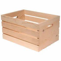 Eucalyptus Wood Crates