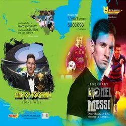 Lionel Messi Note Book