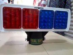 Solar Blinker Red & Blue