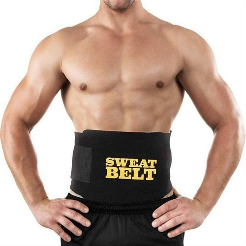 1fc70a614d Slimming Belt Hot Shaper - Sweat Waist Trimmer Fitness Belt Sweet Belt  Importer from Delhi